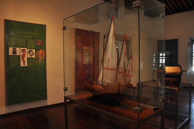 Museu Náutico, informações, acervo histórico.