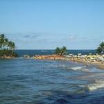 Foto da segunda Praia