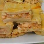 Tortinha de camarão