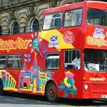 Tour de ônibus