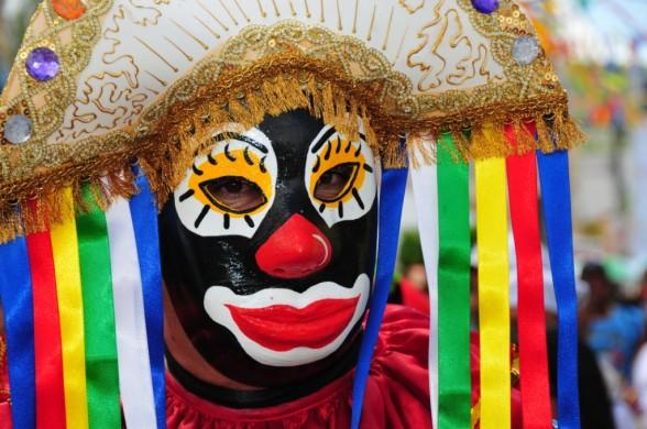O Carnaval em Olinda é um dos mais famosos do nordeste e do Brasil