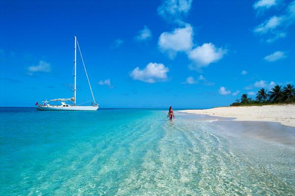 Key West é uma das cidades turísticas mais visitadas da Flórida