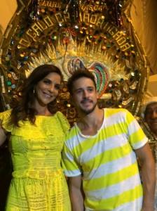 Ao que tudo nos indica, Ivete Sangalo será uma das atrações do Galo no ano de 2015