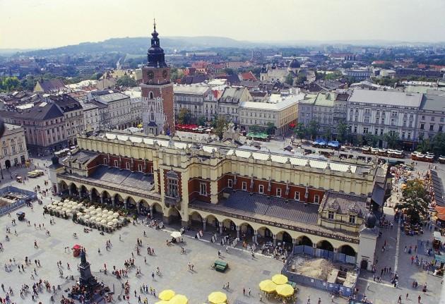 A Polônia é um país muito religioso, possuindo as igrejas mais bonitas do continente