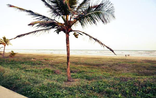 A praia de Aruana também é indicada para quem deseja tranquilidade.