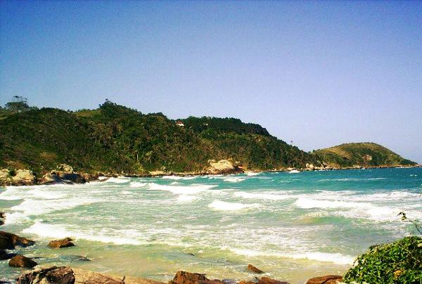 Essa é a praia mais famosa de Aracaju.