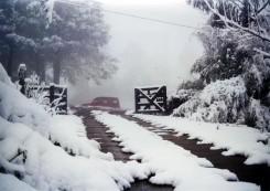 São Joaquim é a única cidade brasileira que neva anualmente