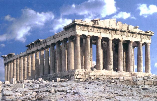 Quem se interessa por mitologia com certeza não pode perder a chance de visitar lugares como o partenon