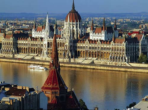 A Hungria é um país bonito e cheio de monumentos históricos