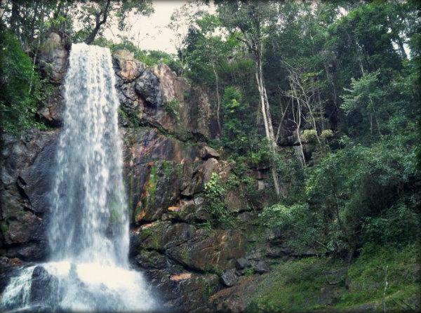 Melhores cachoeiras perto de Brasília