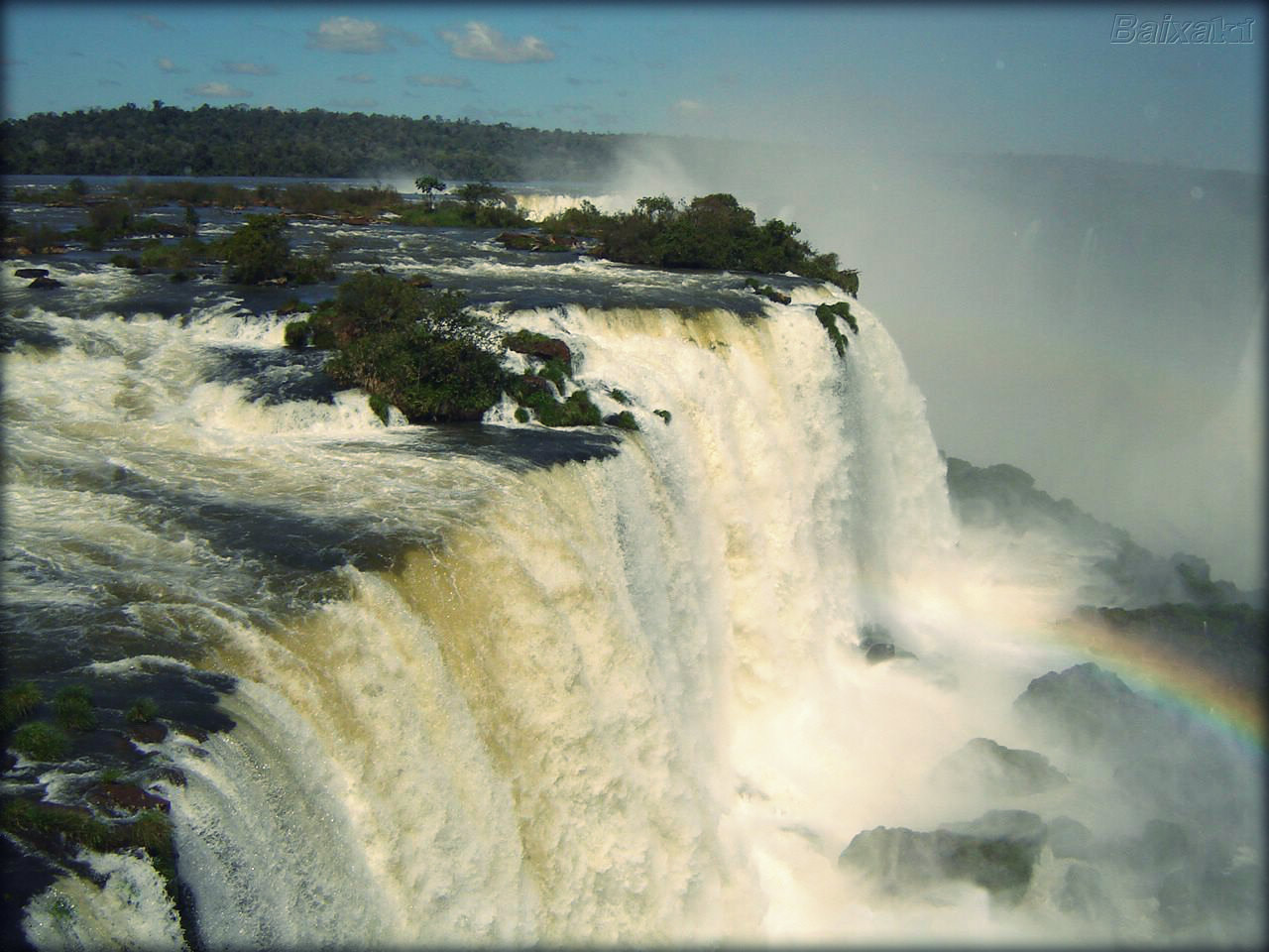 Pontos turísticos do Paraná