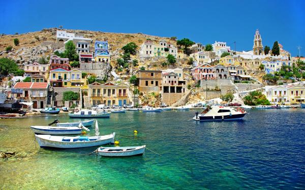 A Grécia é um paraíso!