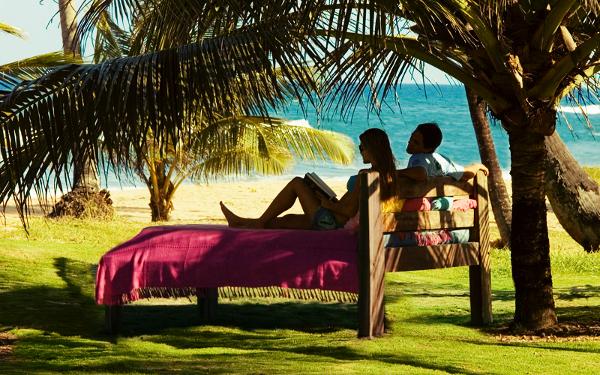 Um dos lugares mais românticos da Bahia!