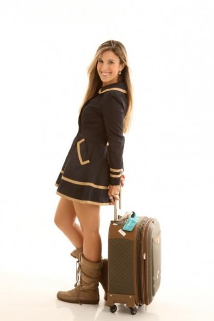O menor de idade só tem direito a viagem ao exterior quando há autorização dos pais ou responsáveis.