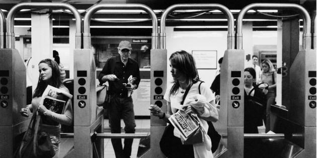 Entenda como andar no metrô de Nova York.