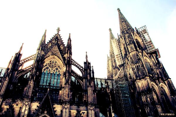 Arquitetura gótica.