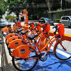Bicicletas do projeto.