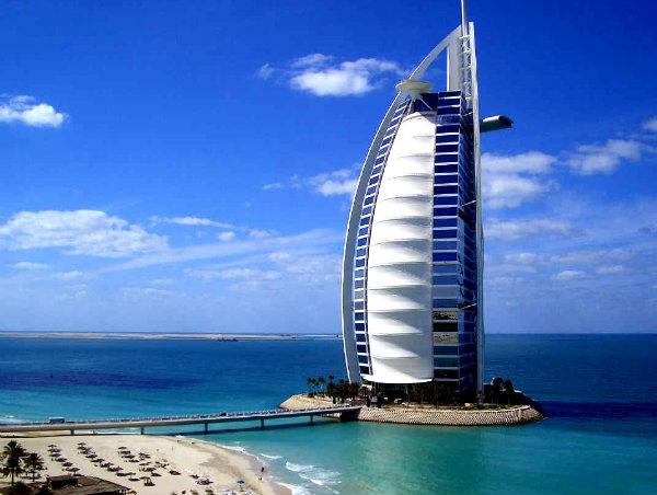 Hotel mais alto do mundo.