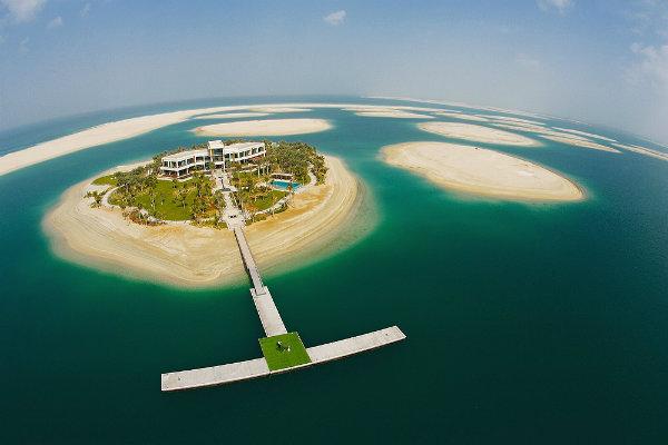 Ilhas a serem vendidas para milionários.