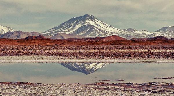 Cordilheira dos Andes, um lugar cheio de magia!