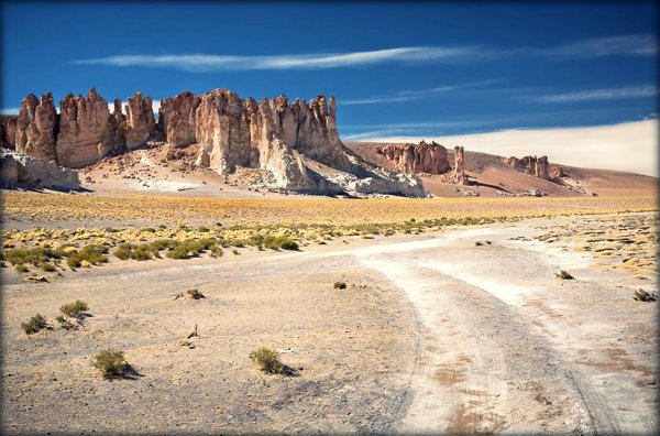 Passeios no Deserto do Atacama