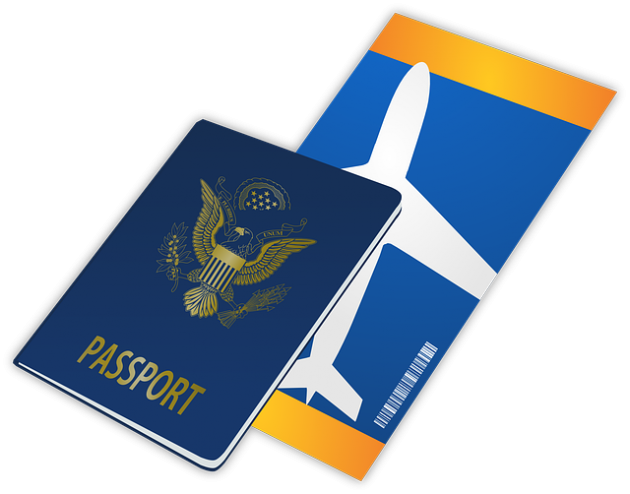 Passaporte e comprovante de viagem são essenciais para emissão do visto.