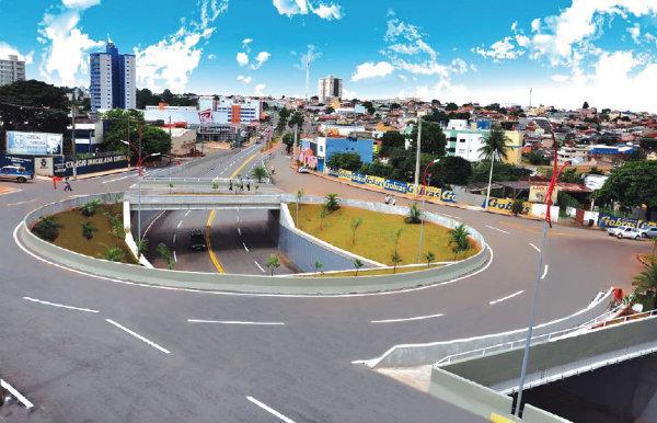 Anápolis é uma bonita cidade de Goiás.