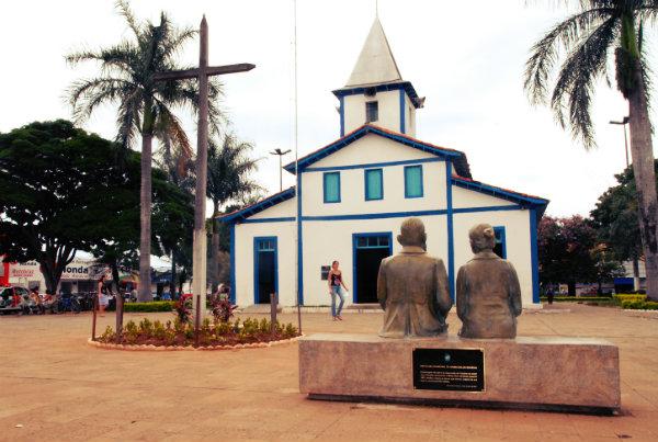 Aparecida de Goiânia é a cidade turística mais próxima de Goiânia.