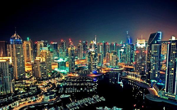 Dubai, uma cidade de verdadeiras emoções.
