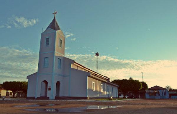Uma linda cidade religiosa.