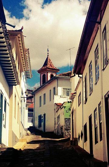 Diamantina é uma linda cidade cultural.