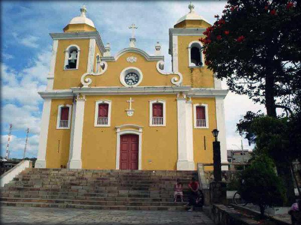 Pontos turísticos de São Thomé das Letras