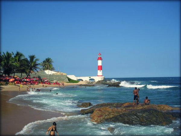 Pontos turísticos de Salvador