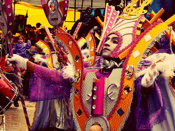 O carnaval é um momento perfeito para festejar!