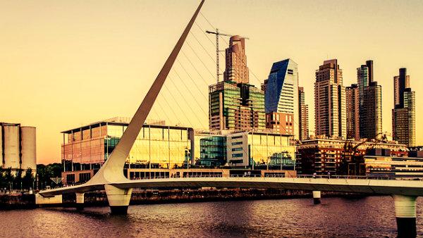 A mais bela cidade da Argentina!