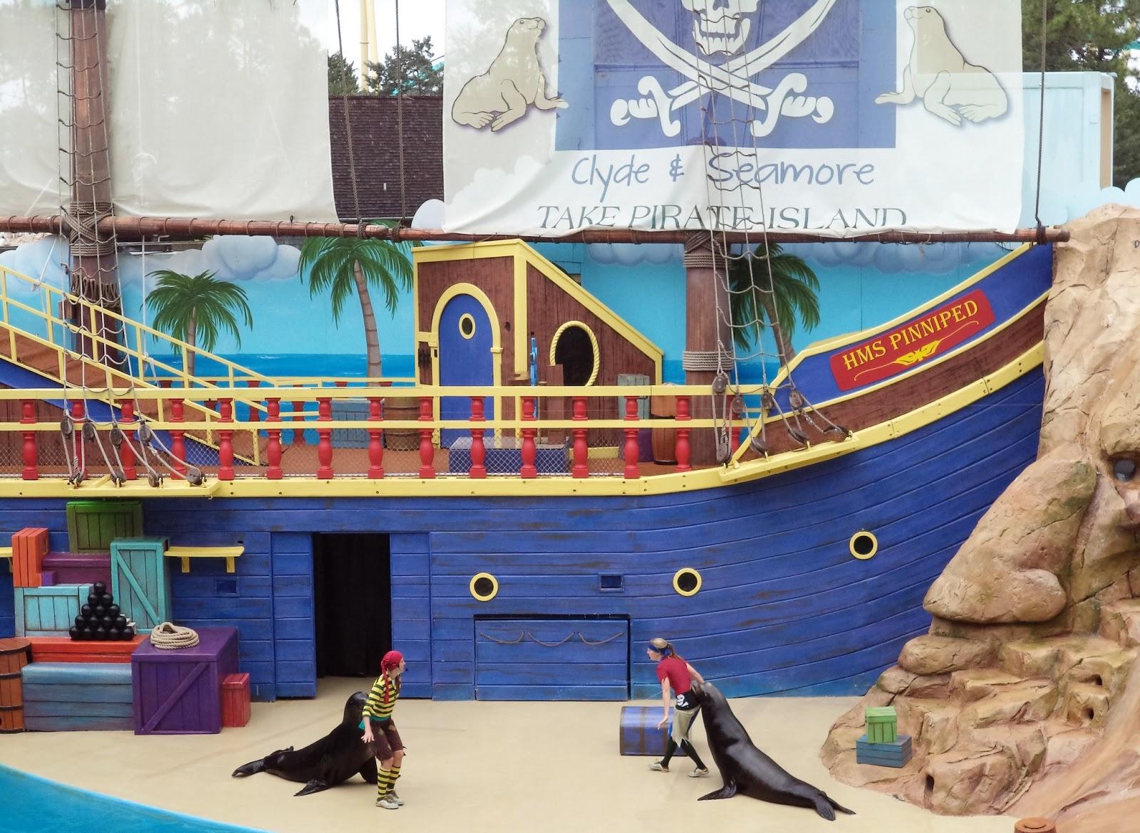 SeaWorld e Aquatica