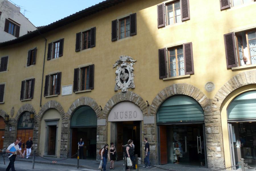 Pontos turísticos de Florença