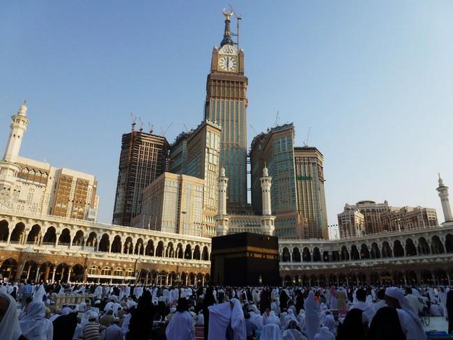 Pontos turísticos da Arábia Saudita