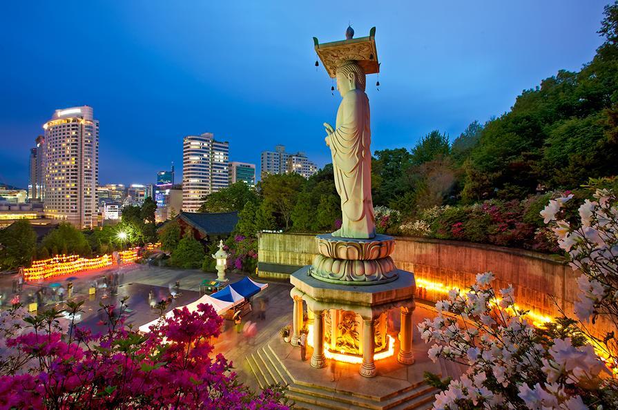 Pontos turísticos de Seul