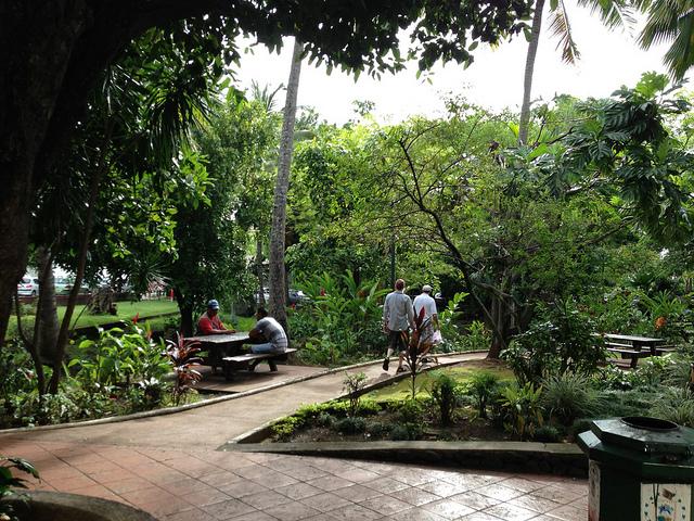 Pontos turísticos de Papeete