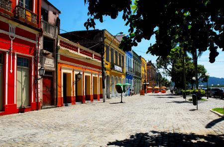 Pontos turísticos de Paranaguá