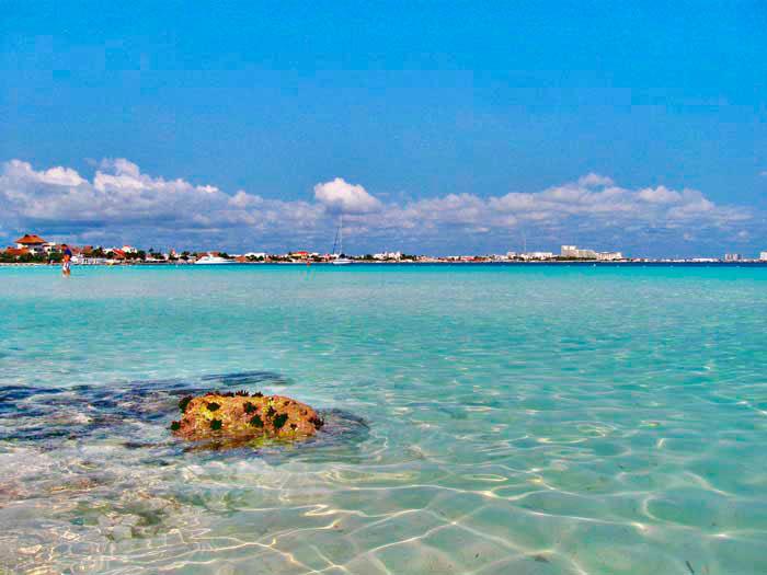 Pontos turísticos de Cancún