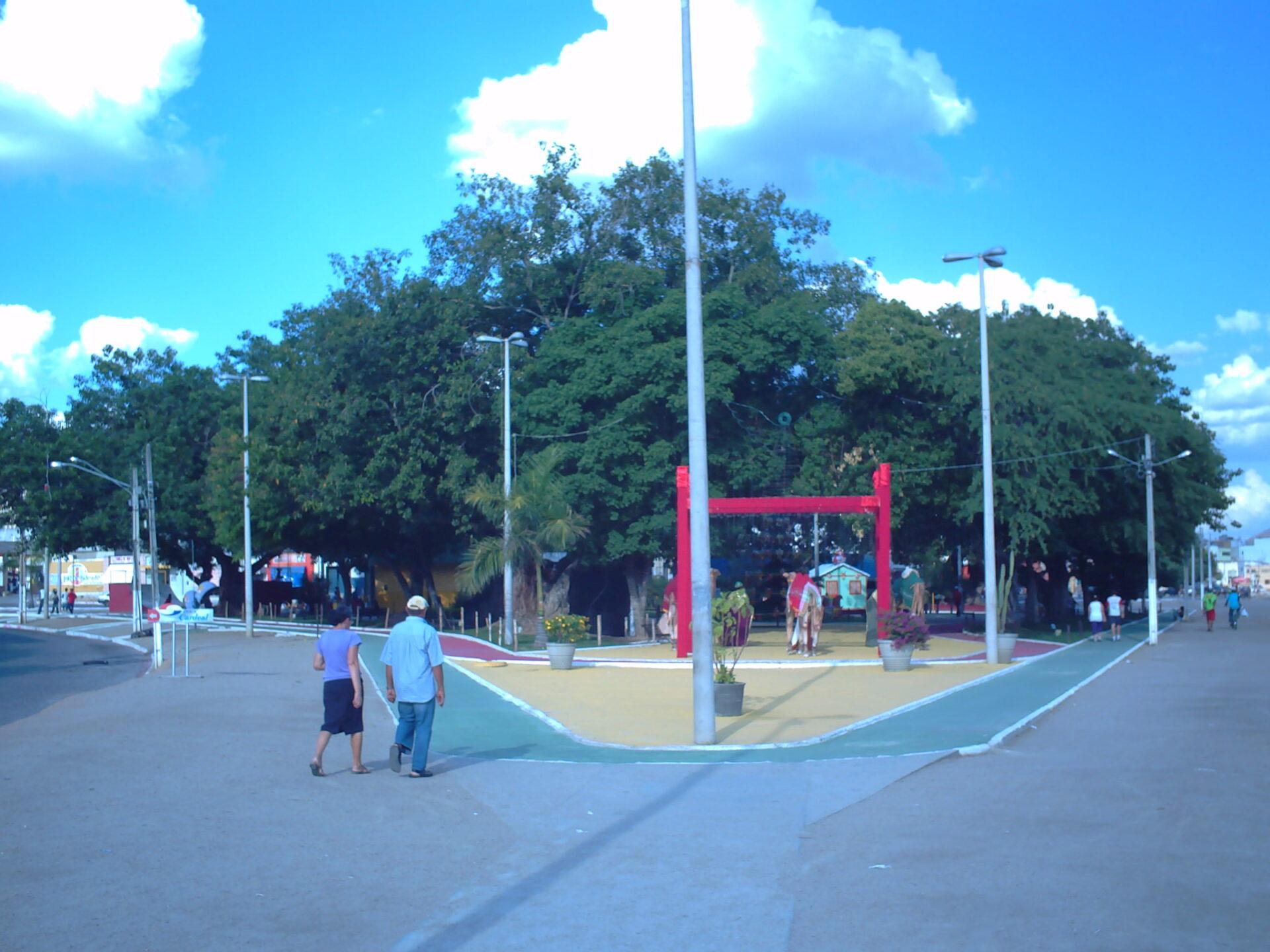 Pontos turísticos de Arcoverde