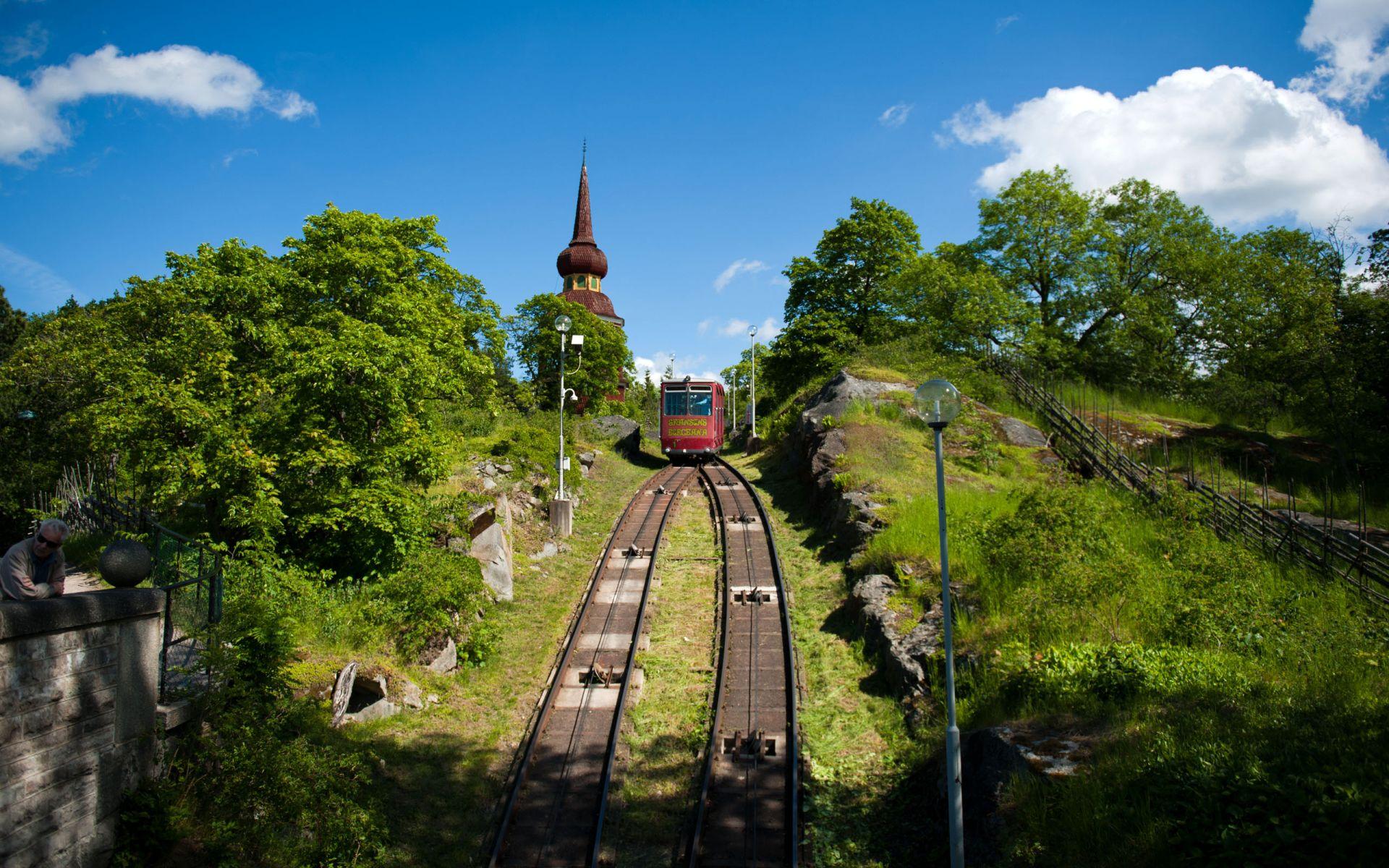 Skansen: um museu a céu aberto