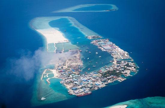 Pontos turísticos de Malé