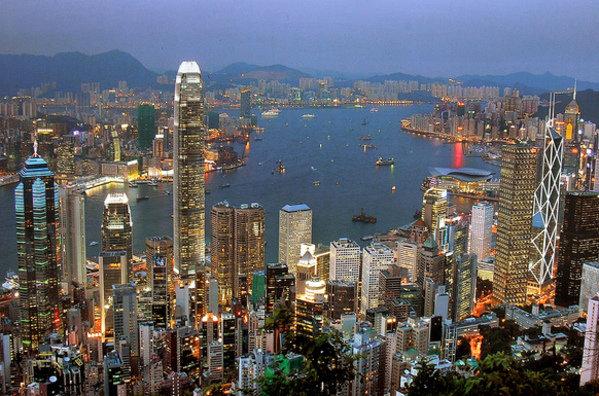 Pontos turísticos de Hong Kong