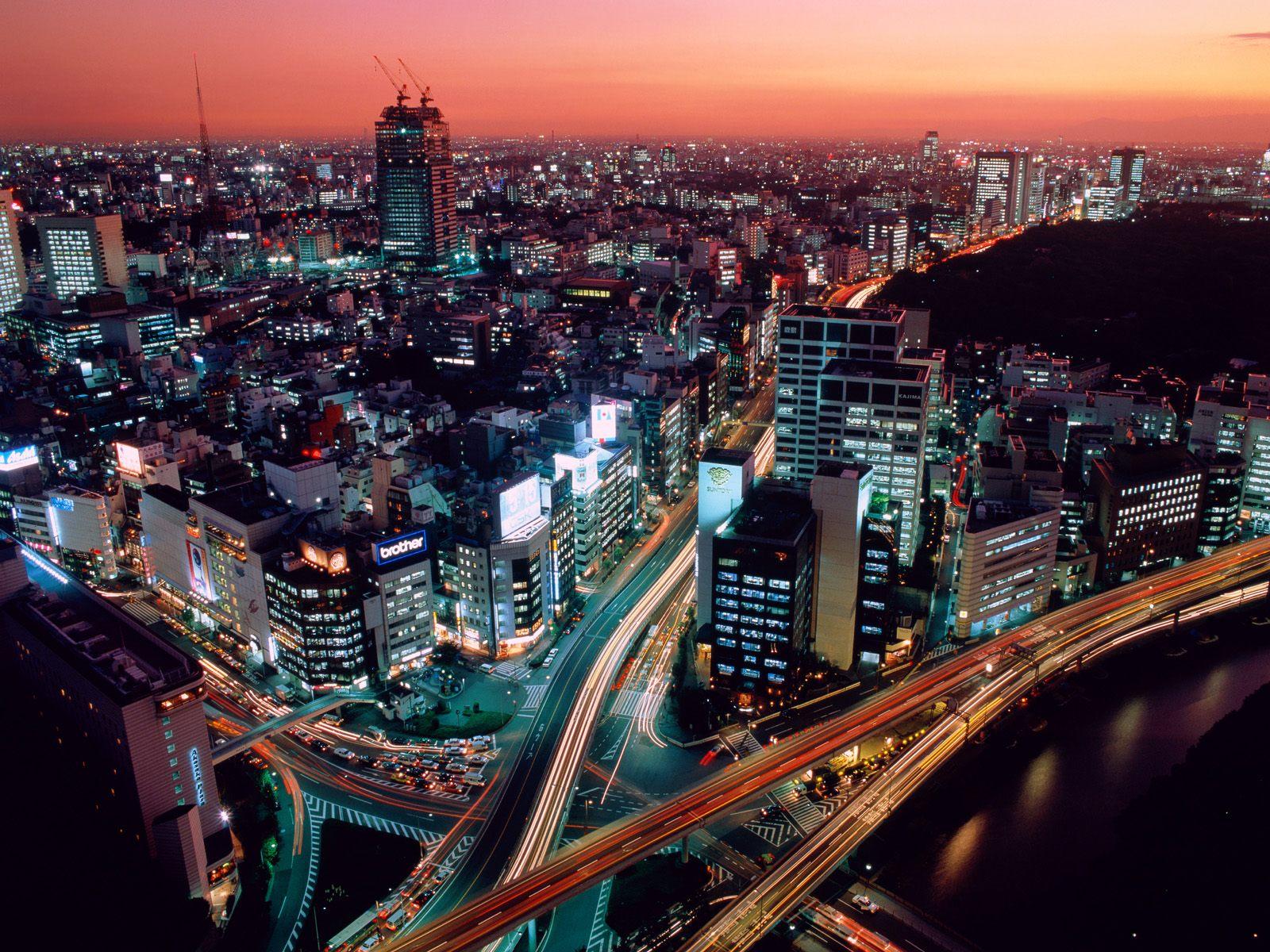 Pontos turísticos de Tóquio