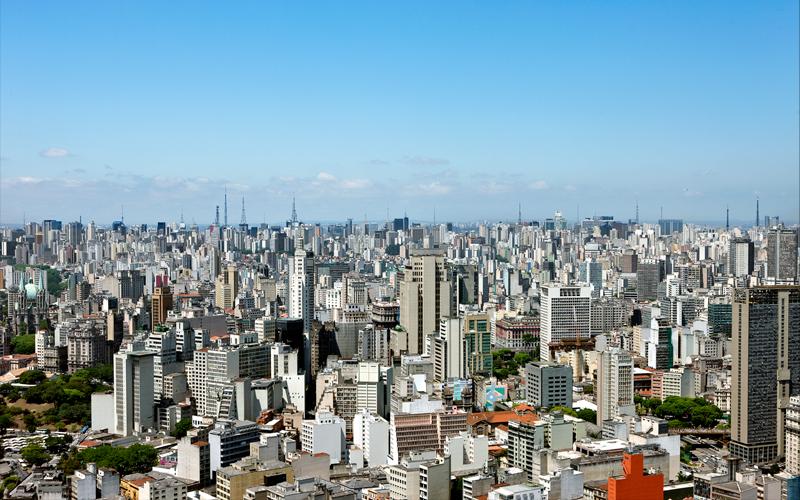 Pontos turísticos de São Paulo