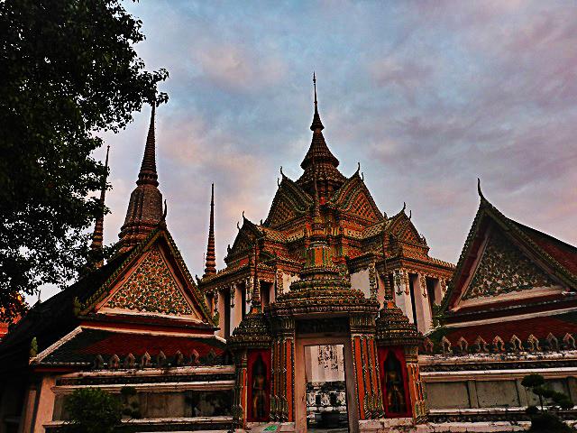 Pontos turísticos de Bangcoc